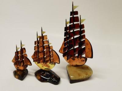 bursztynowe statki 6